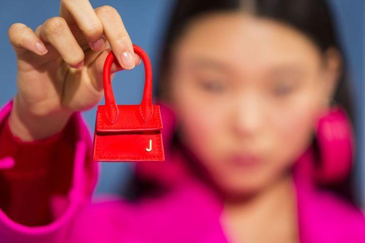 tiny handbag